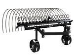 Грабли поперечные СКАУТ PL-1400 для минитрактора